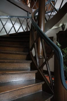 Reinigung Treppenhaus Merhfamilienhaus