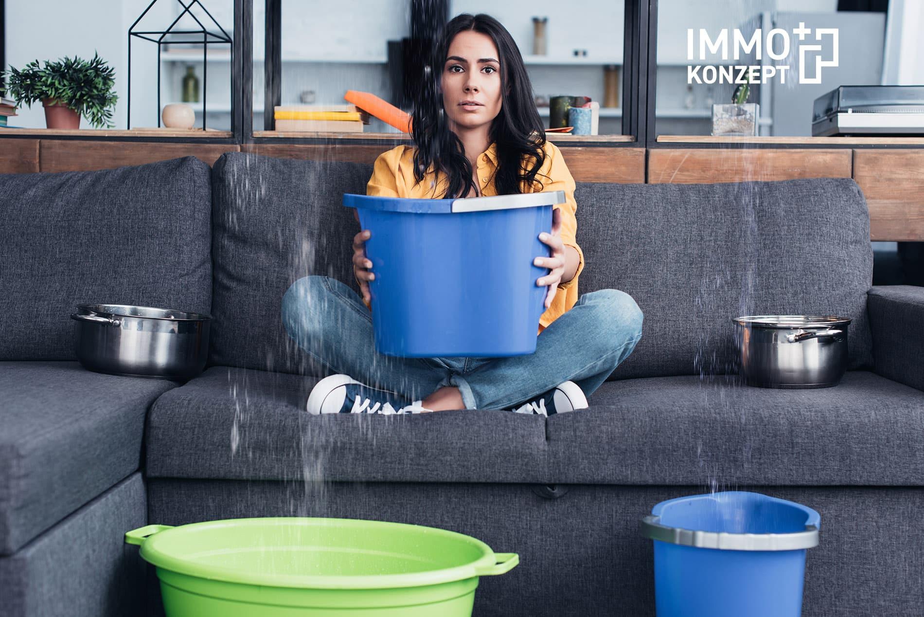 Wasserschaden In Der Mietwohnung: Haftung Durch Den Mieter?